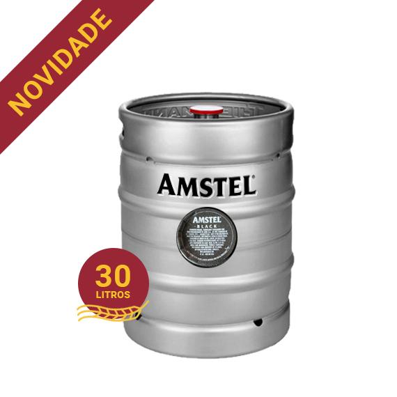 Chopp Amstel Black