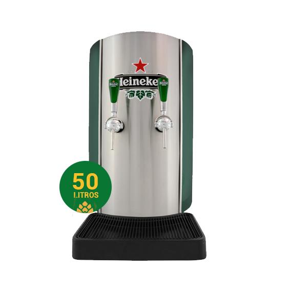 Chopp Heineken 50 Litros